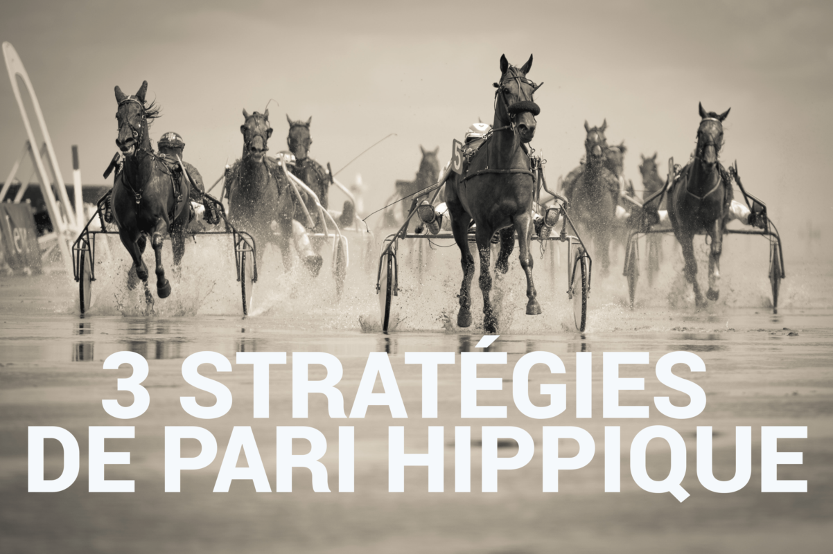 3 Stratégies de course hippique turf chevaux