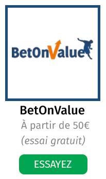 Bet On Value - Meilleur Value Bet