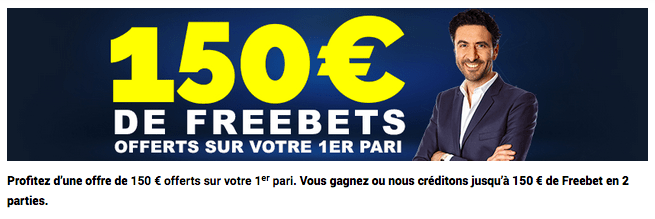 Matched Betting France 150€