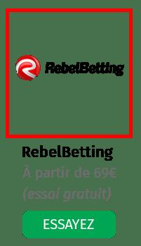 Parieur Pro RebelBetting Souscription